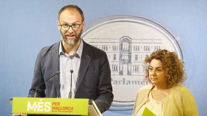 """Més anuncia que seguirá con las reivindicaciones ante un REB que es solo """"un punto de partida"""""""