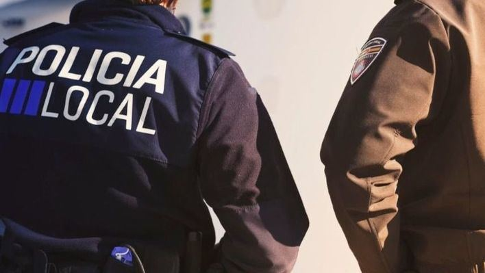Agreden a un policía local de Palma que intervino durante un robo y una paliza a un joven