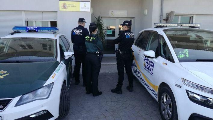 Dos jóvenes detenidos en Felanitx por numerosos robos violentos