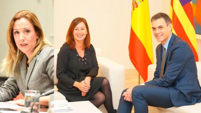 Canarias vuelve a la carga contra Sánchez por