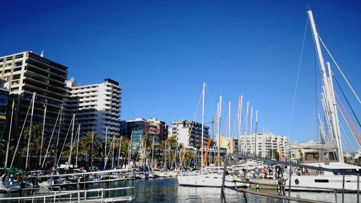 Suben ligeramente las temperaturas en Baleares