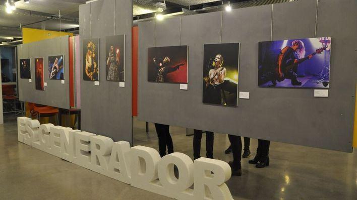 Calvià inaugura la exposición 'Rock&Fem'