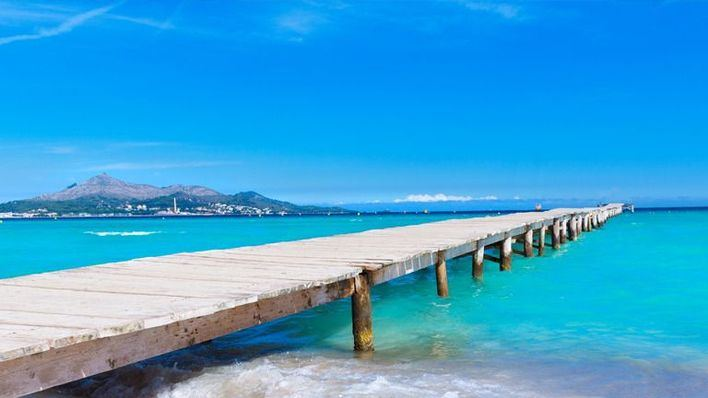Tres playas de Baleares entre las diez mejores de toda España