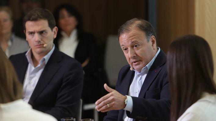 Rivera apunta a Mesquida como ministro del Interior
