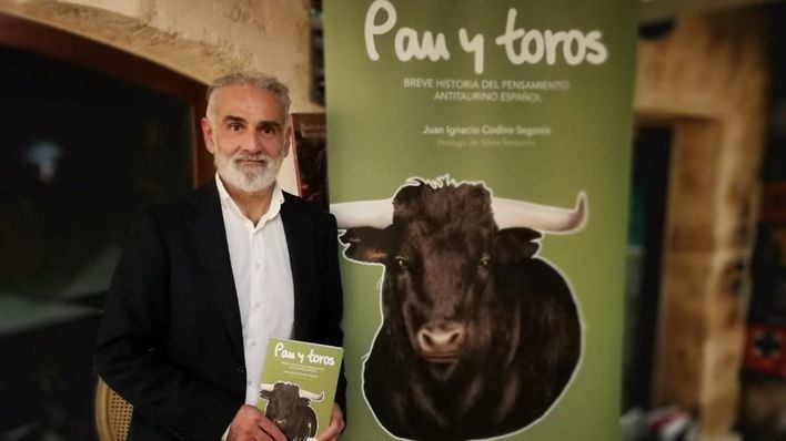 Juan Ignacio Codina, candidato por Pacma a la presidencia del Govern