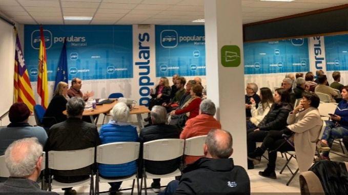 El PP de Marratxí recoge más de un centenar de propuestas para su programa electoral