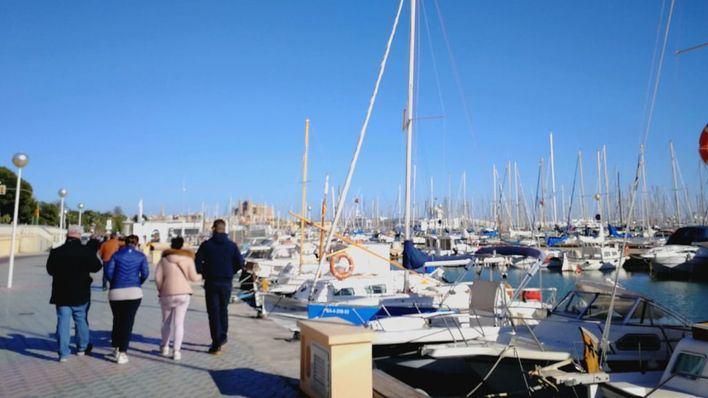 Tiempo primaveral en Baleares durante el puente