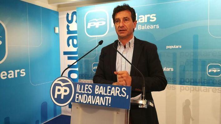 """Company afirma que el PP """"defenderá el REB"""" aunque censura que """"está vacío de presupuesto"""""""