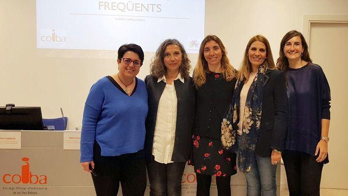 Las enfermeras de Baleares apoyan a las personas con enfermedades raras