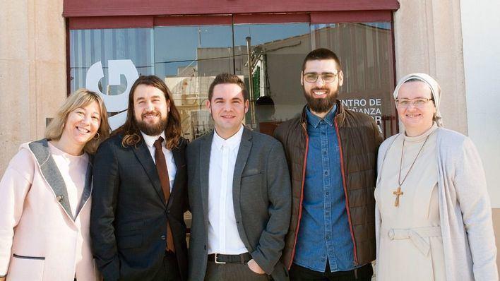 CESAG homenajea a los ganadores del Goya, Jaume Carrió y Carles Bover