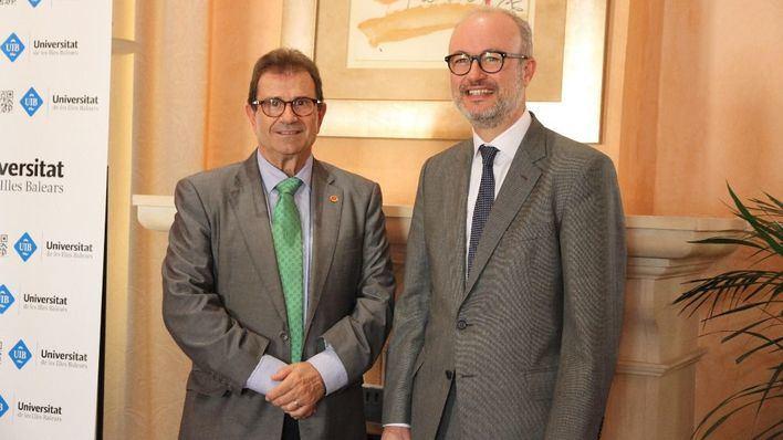 Fundación Endesa y la UIB firman un convenio en gestión patrimonial