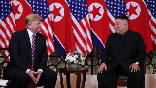 La desnuclearización de Corea del Norte centra la cumbre Trump y Kim Jong