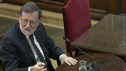 DIRECTO Rajoy, Soraya, Montoro, Mas y Tardá declaran en el juicio del 'Procés'
