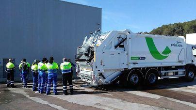 Calvià 2000 renueva su flota con siete nuevos camiones recolectores