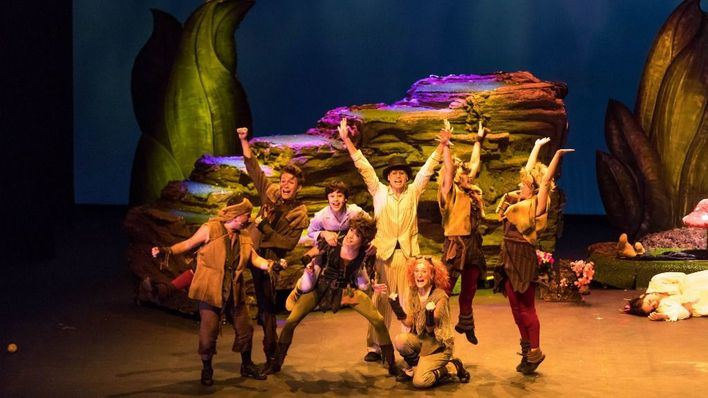 El musical de 'Peter Pan' regresa al Auditorium