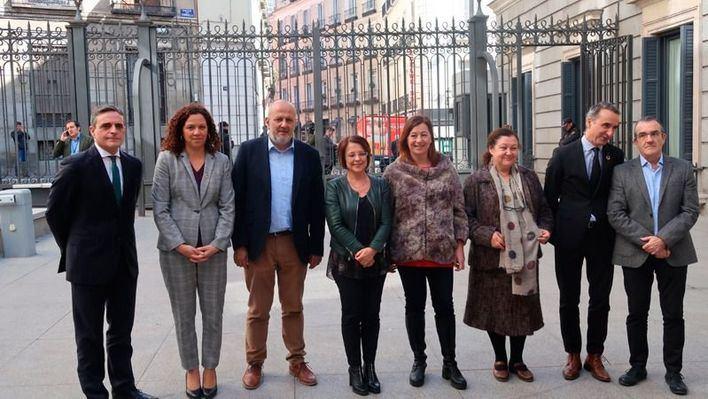 El Congreso convalida el REB con la abstención de Ciudadanos y Coalición Canaria