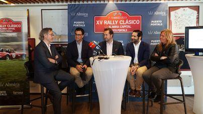 XV Rally Clásico de Mallorca: Sa Calobra y Formentor, tramos estrella