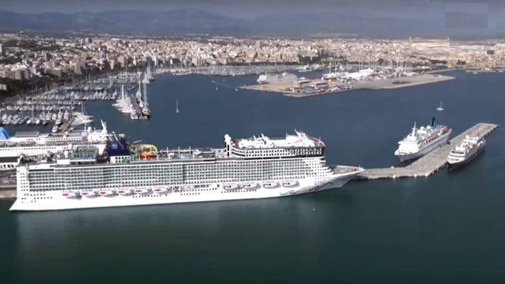 Suspendido el tráfico de mercancías en Port de Sant Antoni tras ratificar el Govern el acuerdo de Ports de Balears