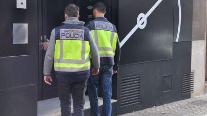 Diez chinos detenidos por estafar un millón a compatriotas en Mallorca