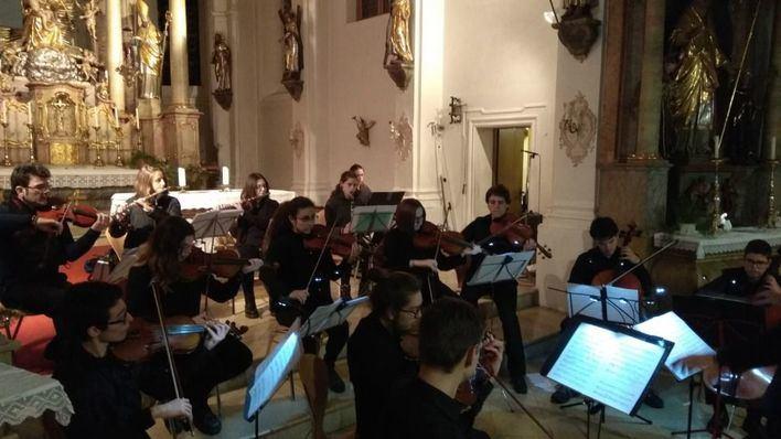 La Escolania de Lluc, la mejor embajadora cultural de Mallorca en Baviera