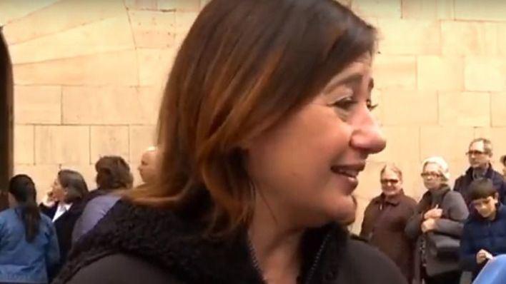 Pericay insiste en rechazar a Bauzá para Baleares y Armengol cree que Rivera tiene 'mal ojo fichando'