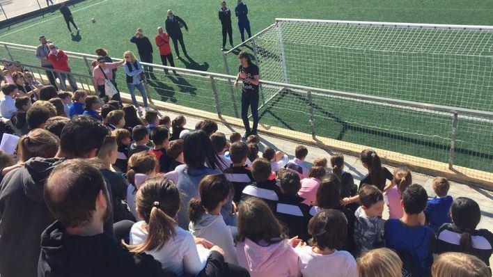 200 niños participan en los Talleres para la Igualdad