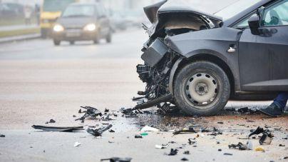 Huir del lugar de un accidente será delito a partir del domingo