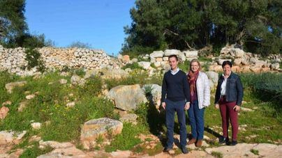 Santanyí adquiere parte del poblado talayótico de Can Jordi