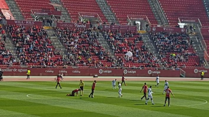 El Mallorca se atasca en el empate en Son Moix