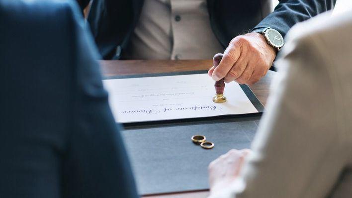Baleares es la tercera comunidad con más separaciones y divorcios
