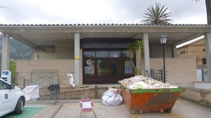 Andratx inicia la remodelación del cuartel de la Policía Local