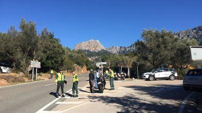 Consell y Tráfico se alían contra el ruido de las motos en la Serra