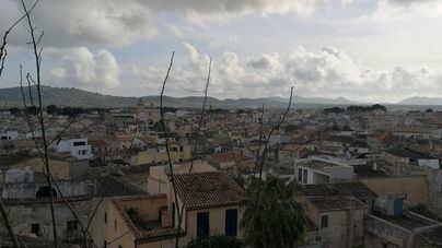 Cielos nubosos y temperaturas en ascenso en Baleares