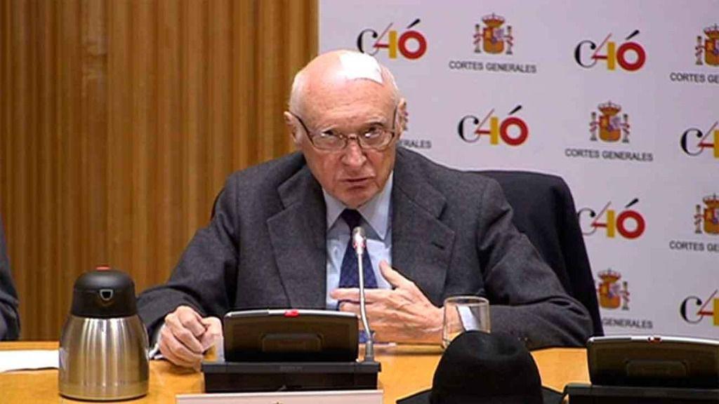 Pérez-Llorca, padre de la Constitución, fallece a los 78 años