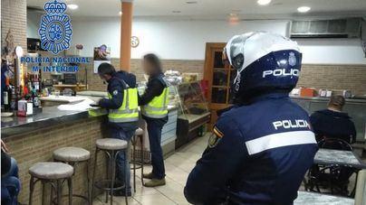 Gran operación policial en toda Mallorca contra la emisión ilegal de partidos de fútbol