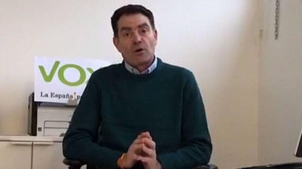 El líder de Vox en Lleida, detenido por supuestos abusos sexuales