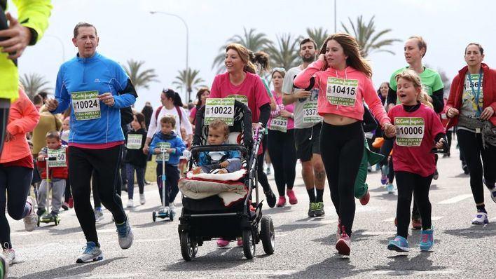 La carrera Ciutat de Palma espera más de 4.000 participantes el día 17