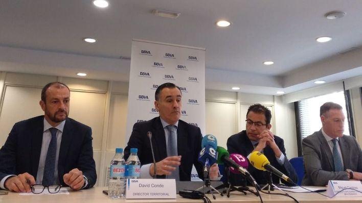Baleares creará 33.000 empleos en 2019 y 2020, según las previsiones del BBVA