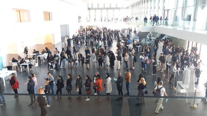 La Feria del Empleo de Palma abre sus puertas y oferta 1.747 puestos