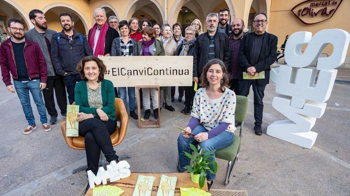 Més concluye la campaña 'Feina feta' para centrarse en las elecciones