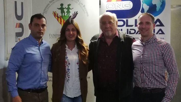 El SUP lanza el programa ONG Policía Solidaria en Baleares