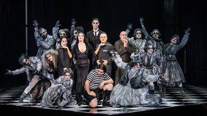 El musical de 'La familia Addams' llega el día 28 al Auditorium