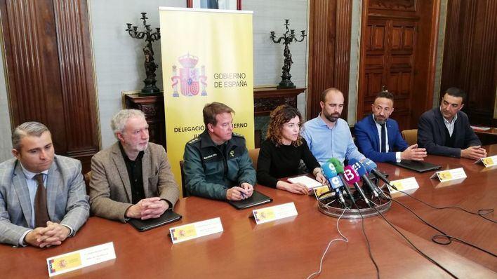Guardia Civil y policías de siete municipios se reparten la protección de víctimas de violencia machista