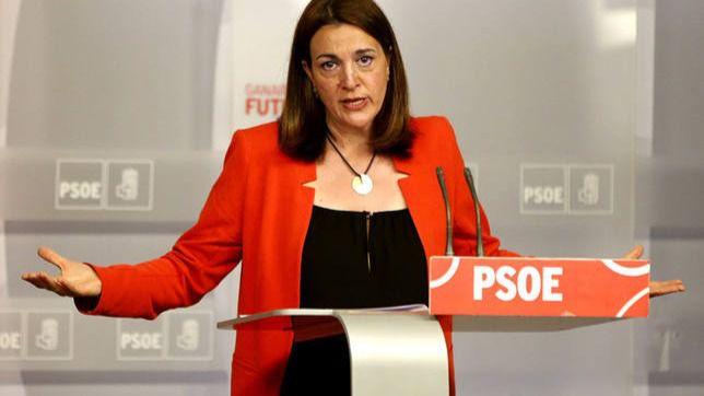 Soraya Rodríguez se va del PSOE por la política de Sánchez y el secesionismo