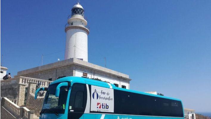 Nuevas restricciones de acceso al faro de Formentor para este verano