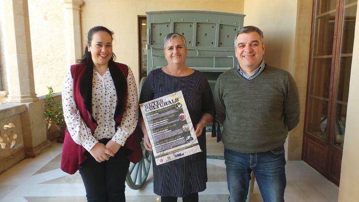 Andratx presenta el programa de rutas culturales 2019