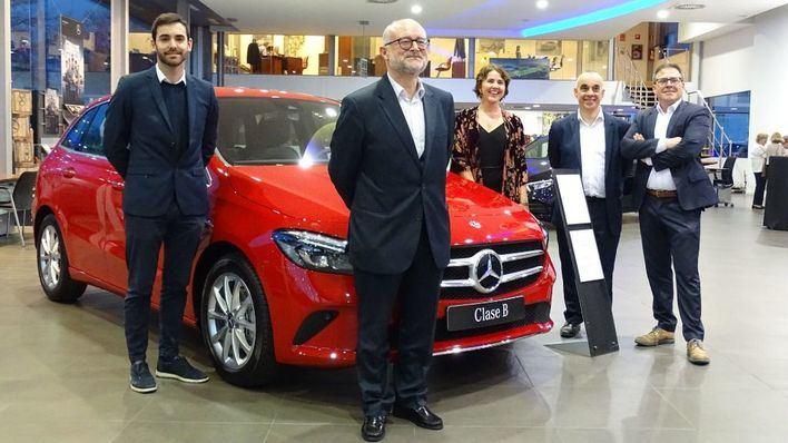 El nuevo Clase B de Mercedes Benz llega a Autovidal