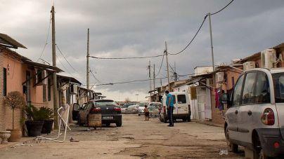 Dos años de cárcel por robar vigas y placas solares de una casa cerca de Son Banya