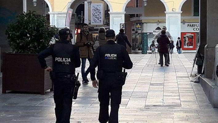 Arrestado en Palma por tenencia de una plantación de marihuana