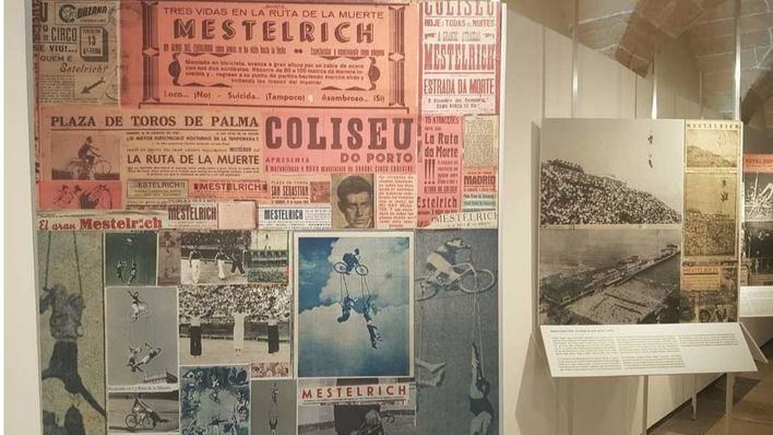 La leyenda de Mestelrich aterriza en la Misericordia